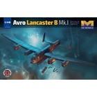 HK Models . HKM 1/48 Avro Lancaster B MK.1