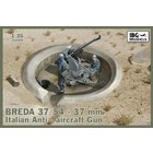 IBG Models . IBG 1/35 Breda 37/54 - 37mm Italian Anti-Aircraft Gun
