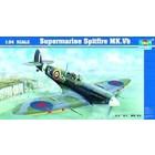 Trumpeter . TRM 1/24 Supermarine Spitfire MK.Vb