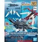 """Bandai Spirits HGBD #19 1/144 Mercuone Weapons """" Gundam Build Drivers"""""""