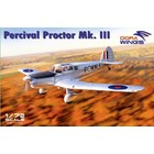 Dora Wings . DRW 1/72 Percival Proctor Mk.III