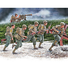 """Masterbox Models . MTB 1/35 """"Move, Move, Move! US Soldiers Operation Overlord 1944"""