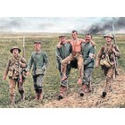 Masterbox Models . MTB 1/35 British And German Soldiers Somme 1916