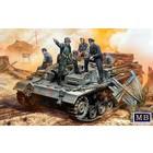 Masterbox Models . MTB 1/35 German StuG III Crew