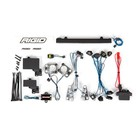 Traxxas Corp . TRA Traxxas Pro Scale Defender light kit (complete with power  supply, distribution block, lights, harness, and hardware)