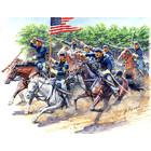 Masterbox Models . MTB 1/35 8th Pennsylvania Cavalry 89th Regiment Pennsylvanian Volunteers
