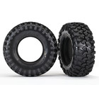 Traxxas Corp . TRA Tires, Canyon Trail 1.9 (S1 compound)/ foam inserts (2)