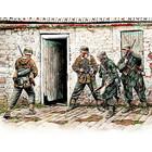 Masterbox Models . MTB 1/35 German Infantry Western Europe 1944-1945