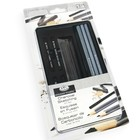 Royal (art supplies) . ROY Charcoal Sketching Art Set Gift Tin Of 12