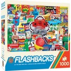 Master Pieces (Puzzles) . MST Let The Good Times Roll Vintage Toys Collage  1000 pcs