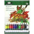 Essentials . ESL Oil Artist Pack Painting Set