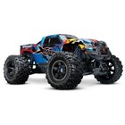 Traxxas Corp . TRA Traxxas X-Maxx 4WD Brushless RTR 8S Monster Truck - ROCK N ROLL