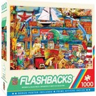 Master Pieces (Puzzles) . MST Flashback Antiques & Collectibles Collage 1000 pcs