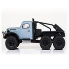 FMS Model . FSM 1/18 Atlas 6X6 crawler RTR blue