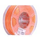 Esun Filament. ESU PLA+Filament 1.75mm Orange1 kg roll