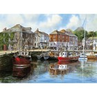 Gibsons Puzzles . GIB Padstow Harbour Puzzle