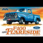 Moebius Models . MOE 1/25 1966 Ford F-100 Flareside Pickup