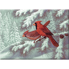Royal (art supplies) . ROY Cardinals Paint By Number