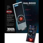 Moebius Models . MOE 1/1 HAL 9000 Model Kit (Level 3)