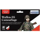 Vallejo Paints . VLJ Waffen-SS Camouflage