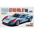 Meng . MEG 1/12 Ford GT-40 MkII 1966