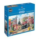 Gibsons Puzzles . GIB Piccadilly Puzzle