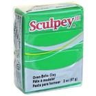 Sculpey/Polyform . SCU Emerald - Sculpey 2 oz