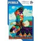 Cap Puzzles . CAP Messenger From Above 1000 piece Puzzle