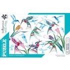 Cap Puzzles . CAP Garden of Hummingbirds 1000 piece Puzzle