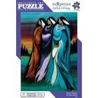 Cap Puzzles . CAP THREE SISTERS 1000 PIECE PUZZLE