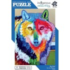 Cap Puzzles . CAP BIG WOLF 1000 PIECE PUZZLE