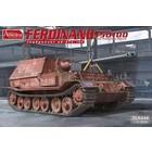 "Amusing Hobbies . AMU 1/35 ""Ferdinand"" Jagdpanzer Sdkfz 184 #1500"