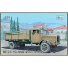 IBG Models . IBG 1/35 Bussing-Nag 4500a Late