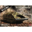 """Das Werk . DSW 1/35 Demolition tank """"Rammtiger"""""""
