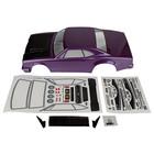 Associated Electrics . ASC Team Associated DR10 REAKT Drag Body, (Purple)