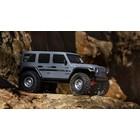 Axial . AXI 1/10 SCX10 III Jeep JLU Wrangler with Portals RTR, Gray