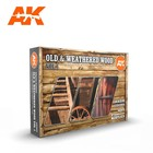 A K Interactive . AKI Old And Weathered Wood Vol.1 Set