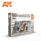 A K Interactive . AKI Old And Weathered Wood Vol.2 Set