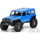 """Pro Line Racing . PRO Pro-Line Jeep Wrangler Unlimited Rubicon Clear for 12.8"""" Wheelbase TRX-4"""