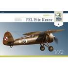 "Arma Hobby . ARH 1/72 PZL P.11c ""Kresy"""