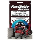 FASTEDDY . FEB Fast Eddy Axial SCX24 1967 10 Sea;ed Bearing Kit