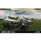 Eduardo Model Acc. . EDU 1/48 Spitfire Mk.I early [Profipack]