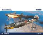 Eduardo Model Acc. . EDU 1/48 Bf 109G-6 [Weekend Edition]