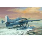 Hobby Boss . HOS 1/48 F4F-3S Wildcatfish