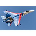 Hobby Boss . HOS 1/48 Su-27 Flanker B - Russian Knights