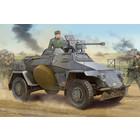 Hobby Boss . HOS 1/35 German Le.Pz.Sp.Wg. Sd.Kfz.221 Leichter Panzerspahwagen Early