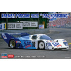 "Hasegawa . HSG 1/24 Kremer Porsche 962C ""1987 Norisring"""