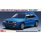 """Hasegawa . HSG 1/24 Lancia Delta HF Integrale Evoluzione """"Blue Lagos"""""""