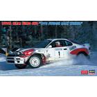 "Hasegawa . HSG 1/24 Toyota Celica Turbo 4WD ""1993 Swedish Rally Winner"" Limited Edition"