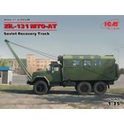Icm . ICM 1/35 ZiL-131 MTO-AT, Soviet Recovery Truck